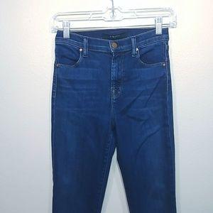 J Brand Maria Skinny Jeans Fleeting size 25
